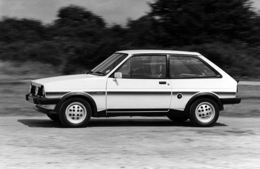Coche del día: Ford Fiesta XR2 (Mk. I)