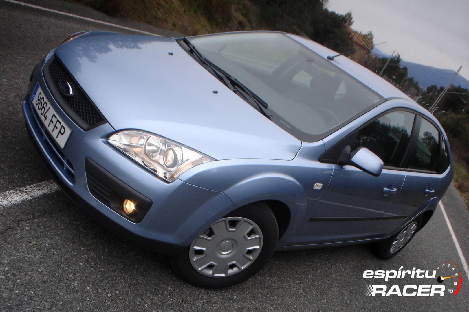 Ford Focus TDCi 90 Mk2 3