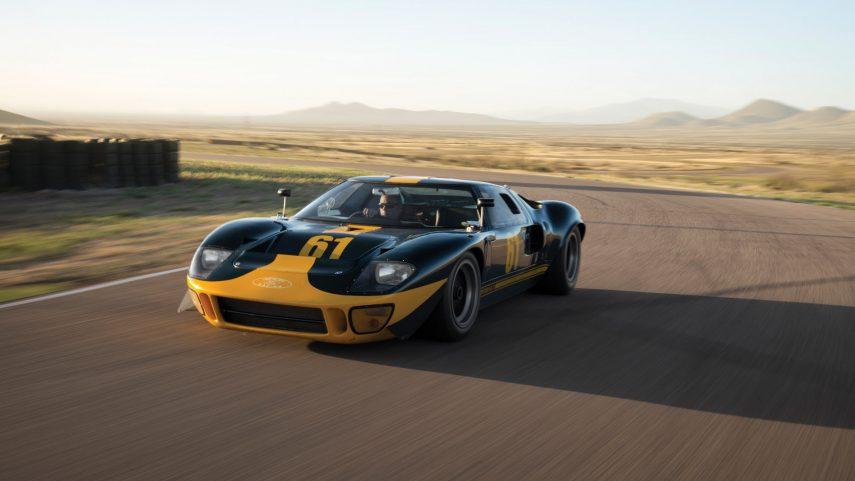 Coche del día: Ford GT40