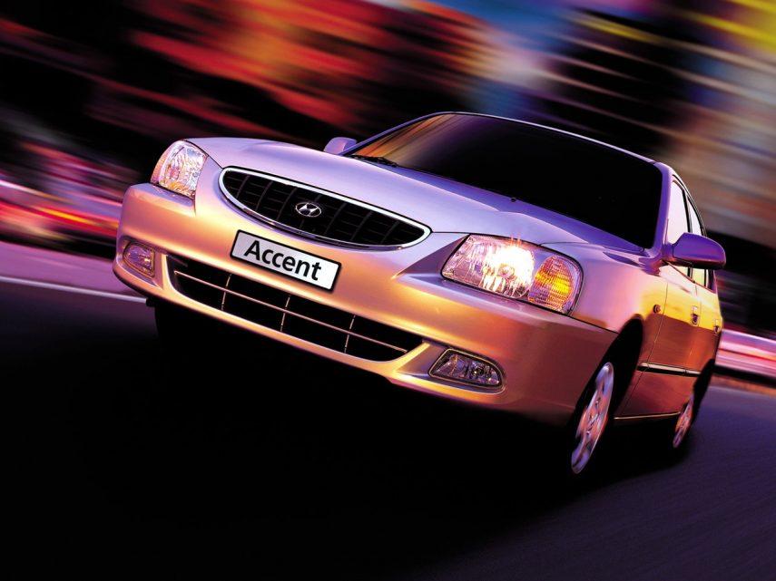 Coche del día: Hyundai Accent 1.5 CRDi GLS SE Mundial 2002 (LC)
