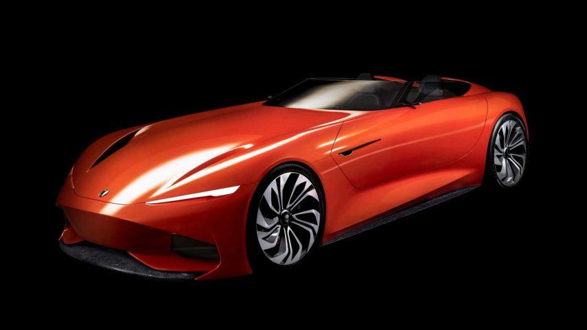 Karma SC1 Vision Concept, prototipo eléctrico que adelanta el futuro de la marca