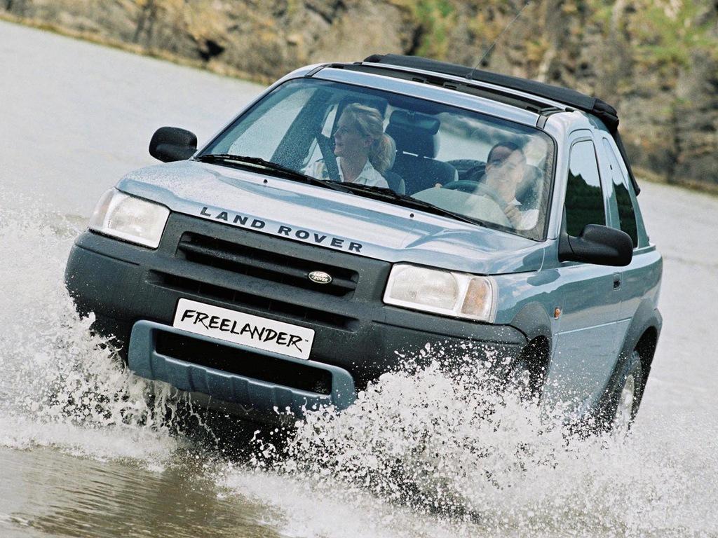 Coche del día: Land Rover Freelander 2.0 TD4