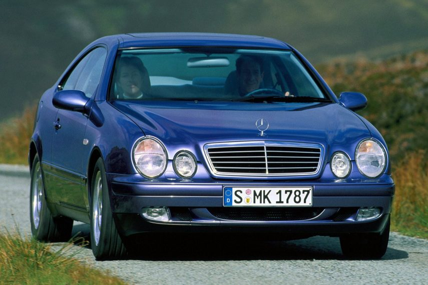 Coche del día: Mercedes-Benz CLK 230 Kompressor (C208)