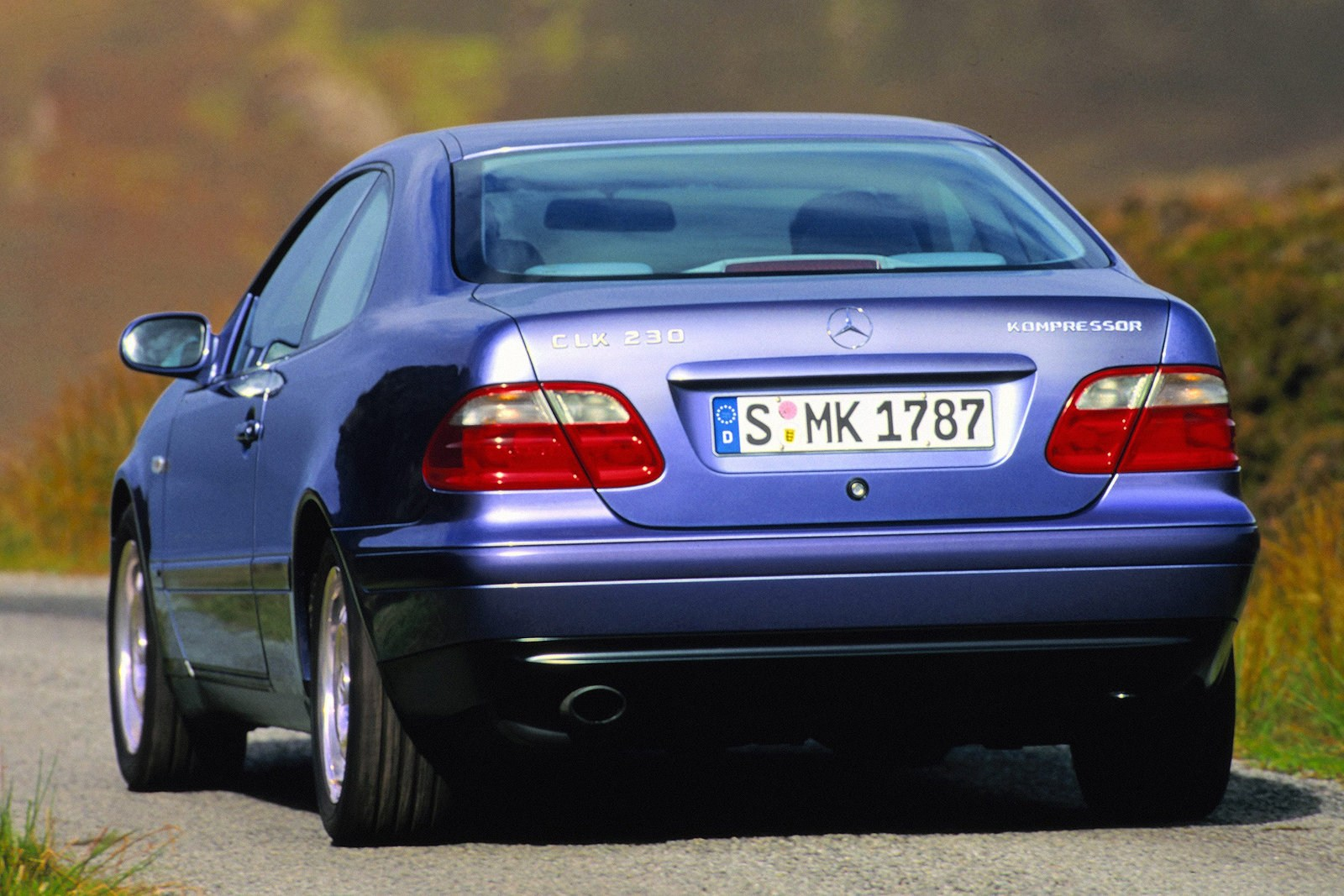 Mercedes Benz CLK 230 Kompressor C208 2