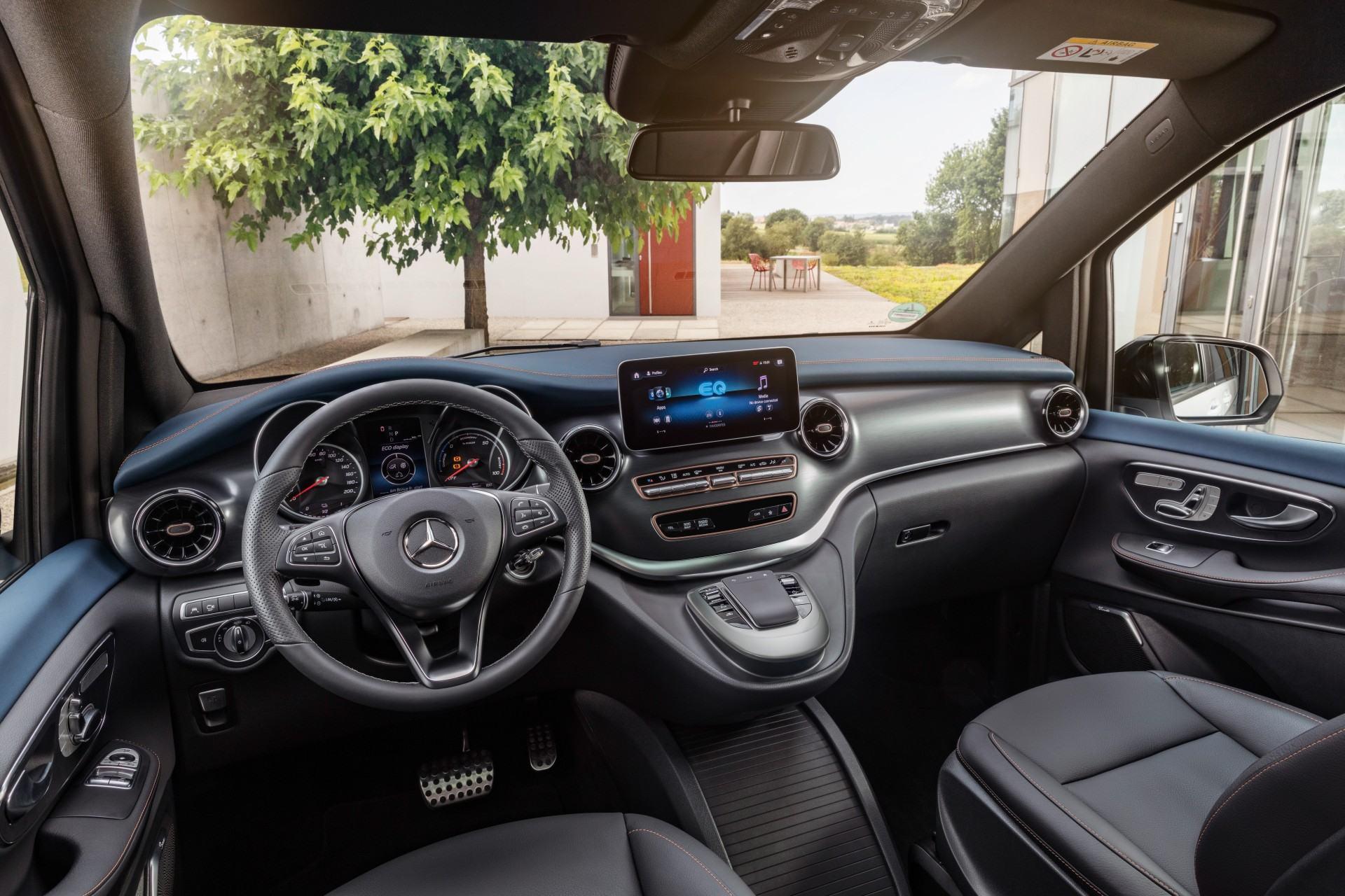 Mercedes Benz EQV (17)