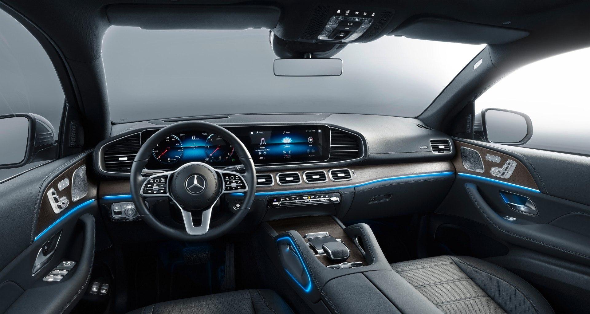 Mercedes Benz GLE Coupé (12)