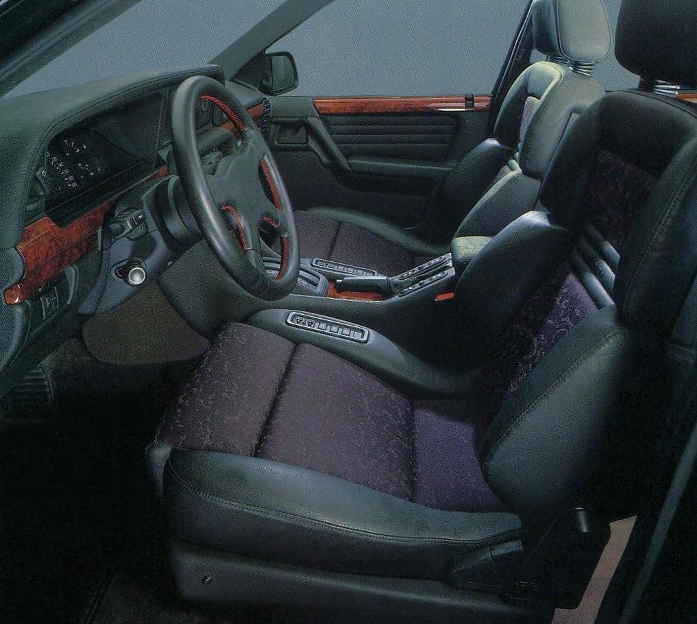 Opel Senator Irmscher 40i 3
