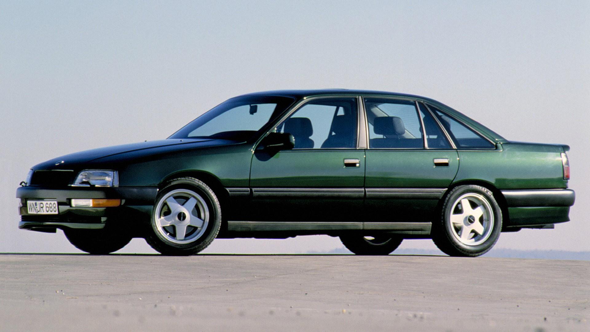 Opel Senator Irmscher 40i 4