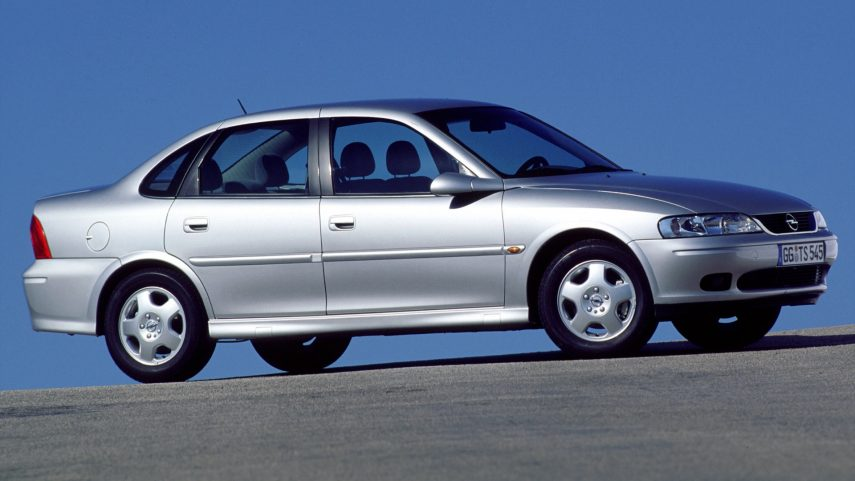 Coche del día: Opel Vectra 2.2 DTI 16v