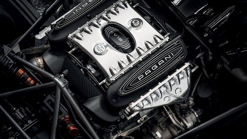 Pagani mantendrá con vida el motor V12, al menos, hasta 2026