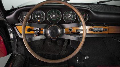 porsche 911 1963 interior