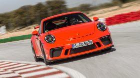 Porsche 911 GT3 991 naranja 2017