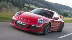 Porsche 911 GT3 991 rojo 2013
