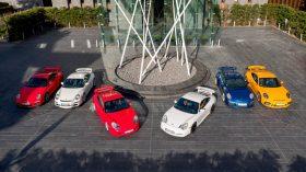 Porsche 911 GT3 generaciones 1