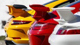 Porsche 911 GT3 generaciones 3