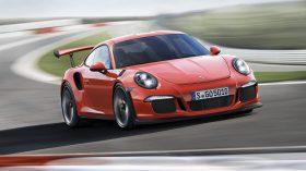 Porsche 911 GT3 RS 991 2015