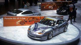 Porsche 911 GT3 Supercup 996 Salon Ginebra 1999