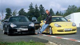 Porsche 911 Turbo y GT3 996