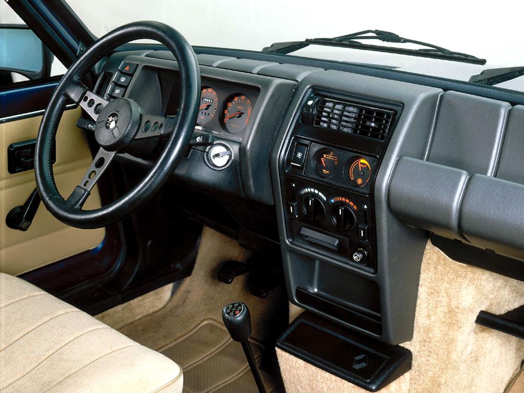 Renault 5 Alpine Turbo 2