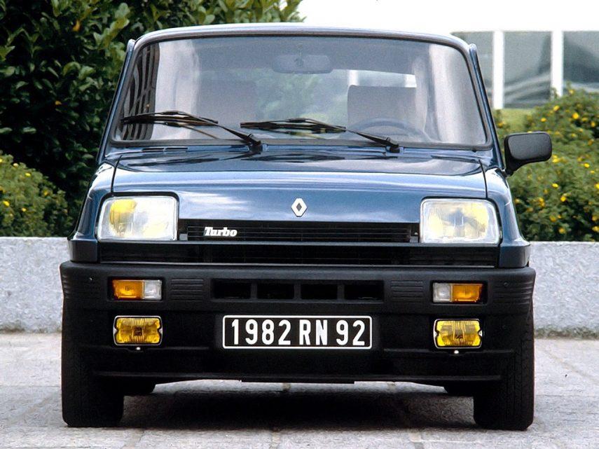 Coche del día: Renault 5 Copa Turbo