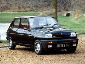 Renault 5 Alpine Turbo 5