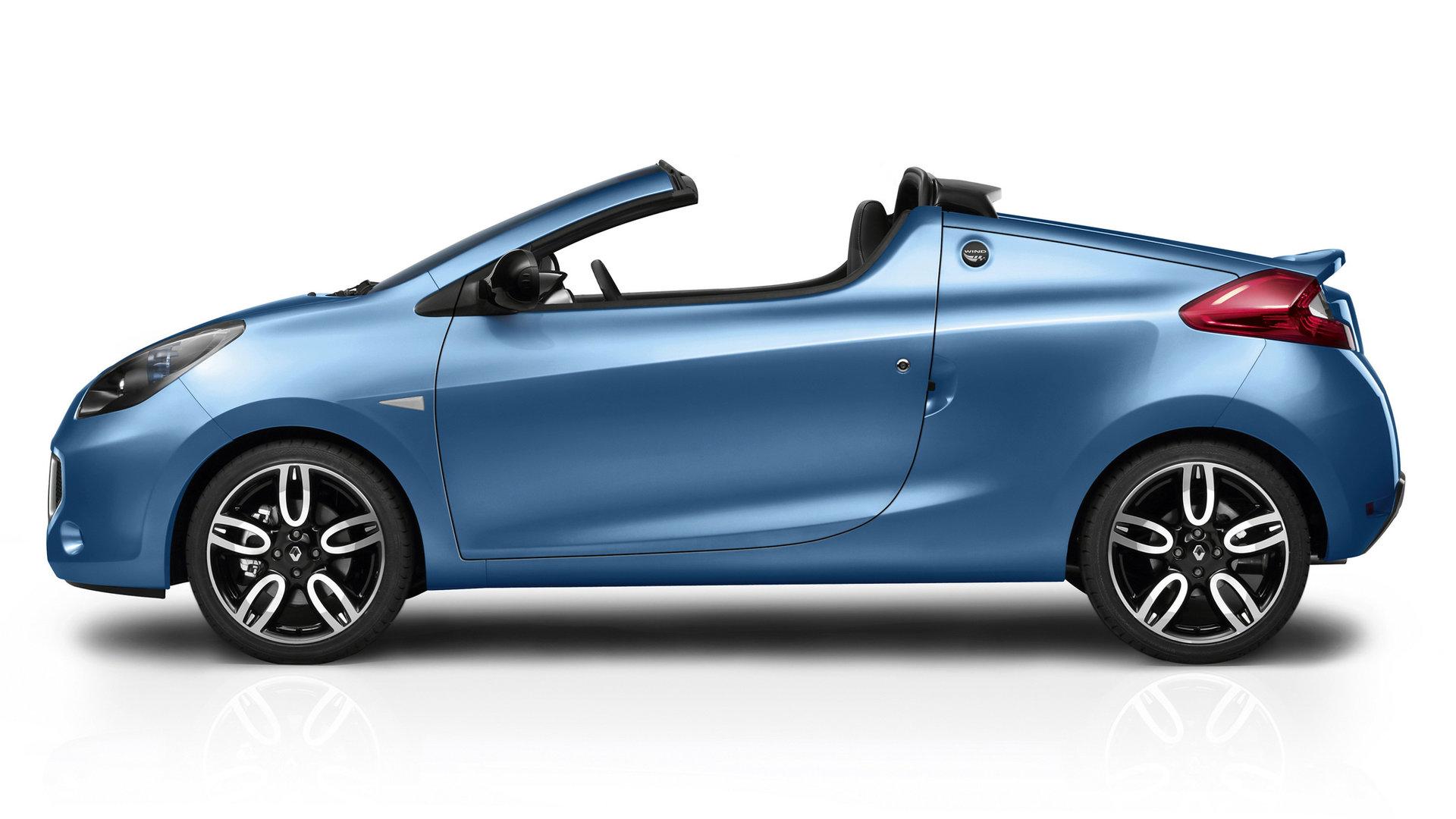 Coche del día: Renault Wind