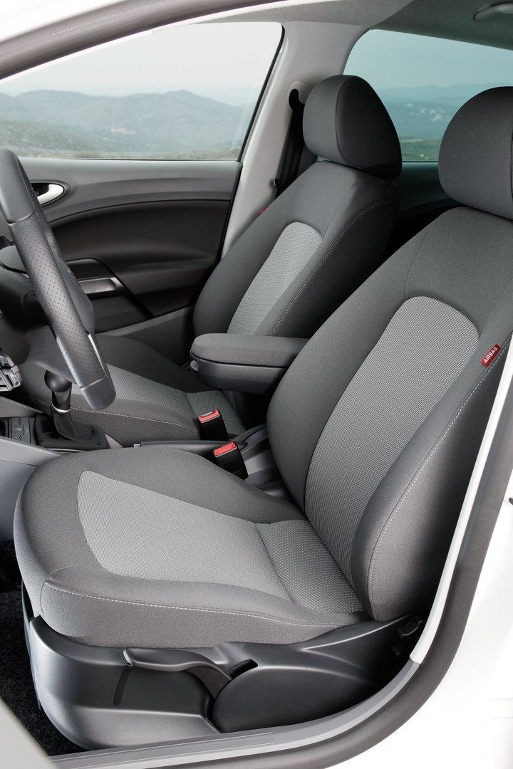 SEAT Ibiza asiento conductor 2010