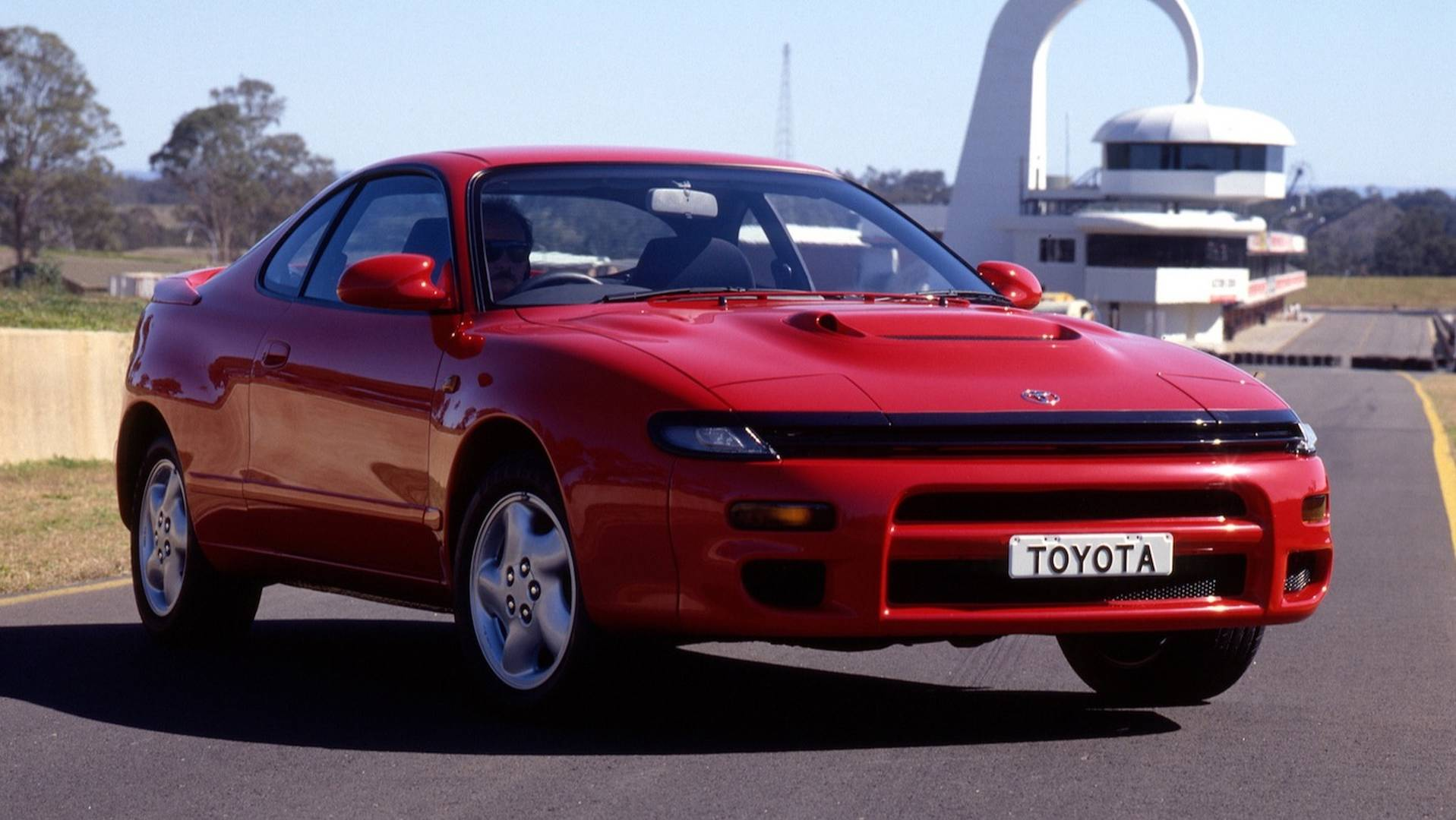 Coche del día: Toyota Celica 2.0 Turbo 4WD Carlos Sainz (ST185)