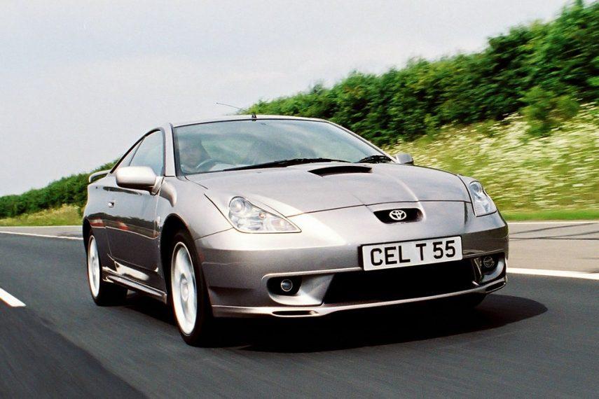 Coche del día: Toyota Celica T-Sport (T231)
