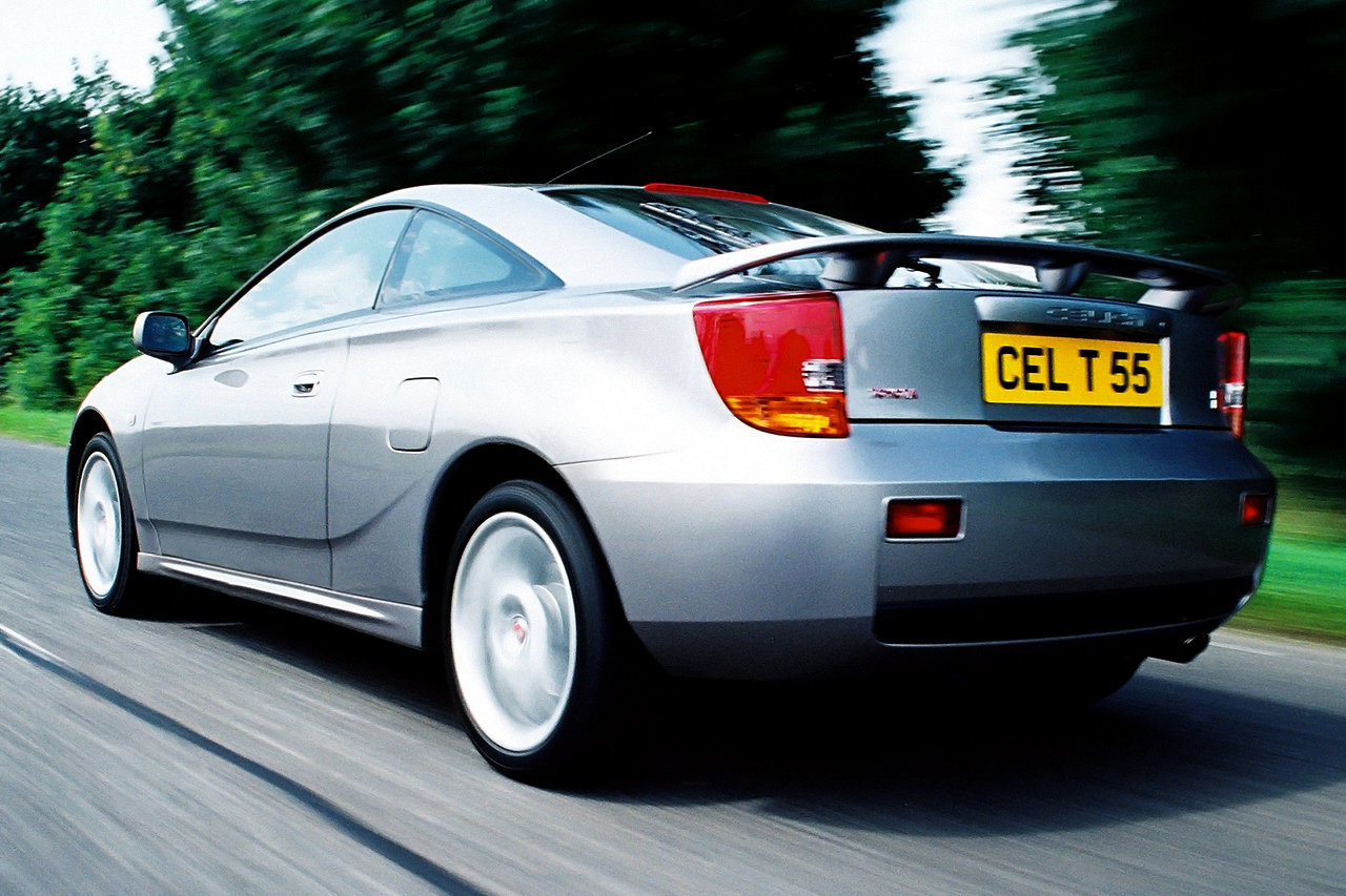Toyota Celica T Sport 2001 2