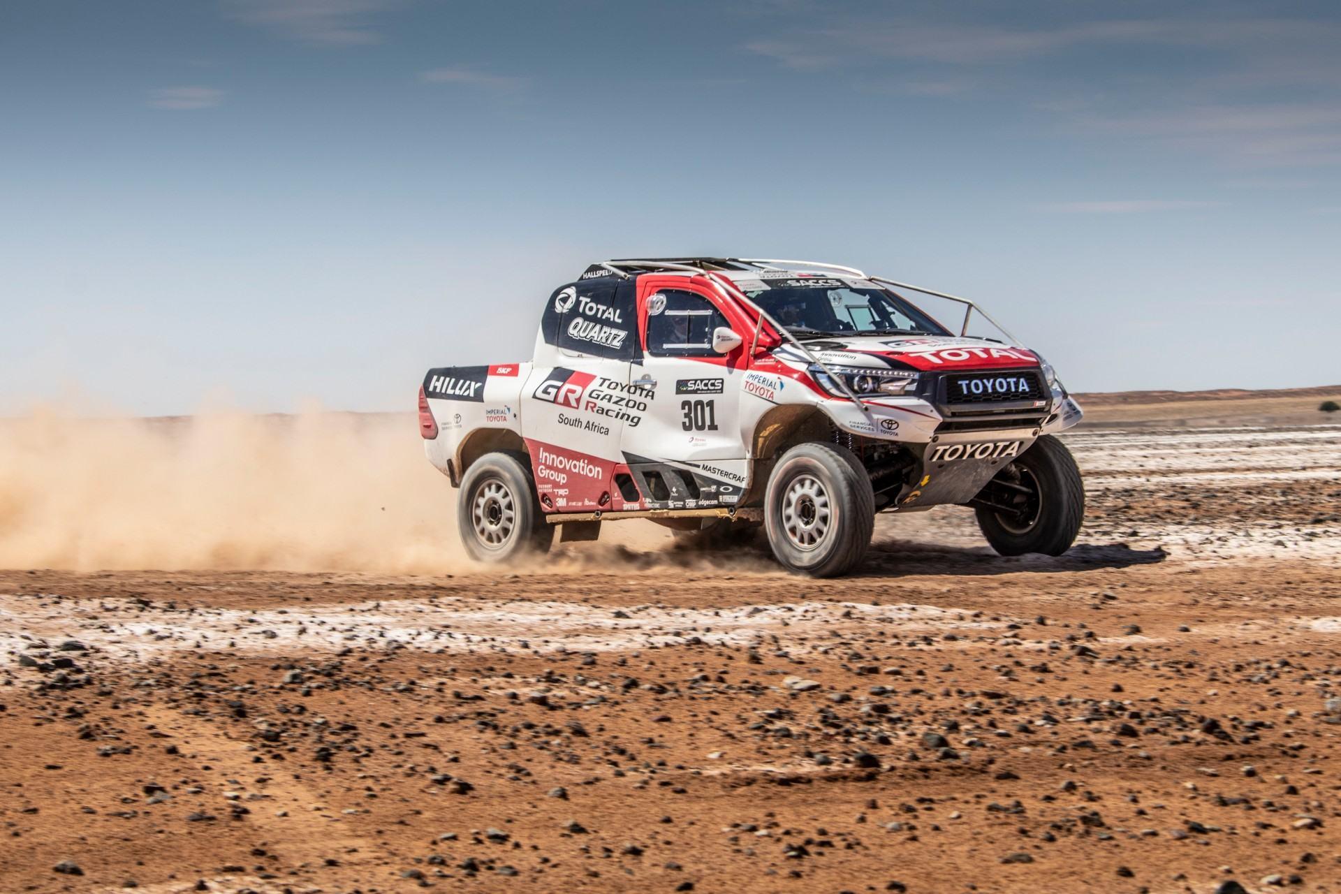 Toyota Hilux Dakar Fernando Alonso (7)