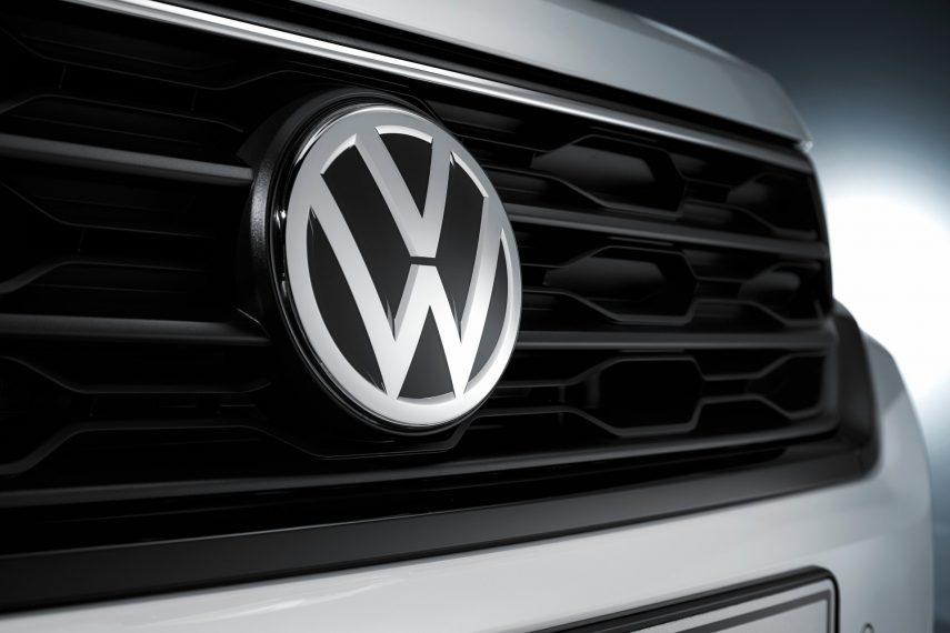 """La """"nueva Volkswagen"""" llegará con un cambio de logotipo en Frankfurt"""