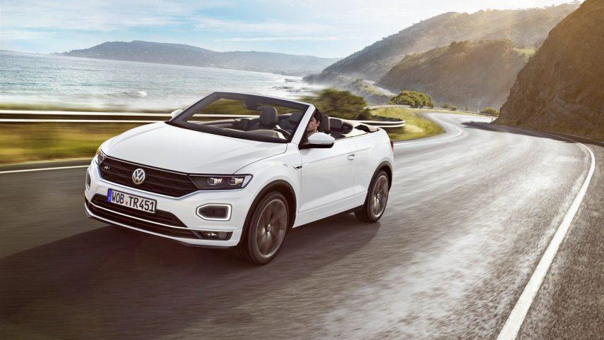El Volkswagen T-Roc Cabrio ya está disponible en España