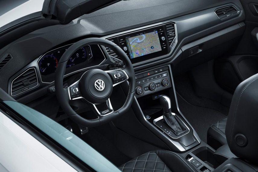 Volkswagen T Roc Cabrio (5)