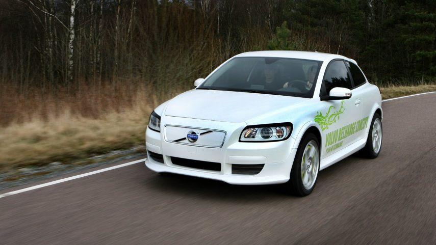 Coche del día: Volvo ReCharge Concept