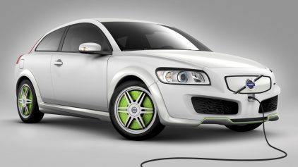 Volvo ReCharge Concept 3