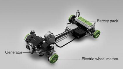 Volvo ReCharge Concept 4