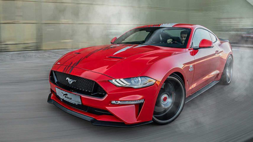 "Ford Mustang ""One of 7"" by Wolf Racing, más músculo para el corcel americano"
