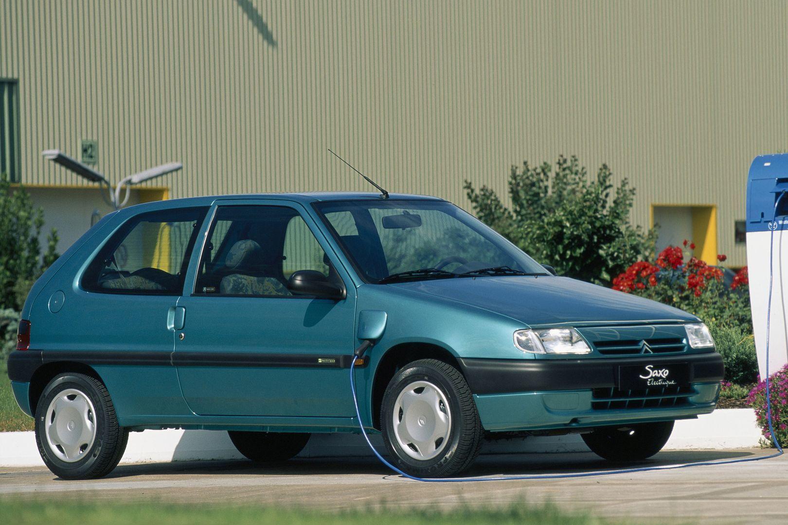 Citroën Saxo Electrique