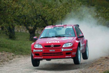 Citroen Saxo WRC