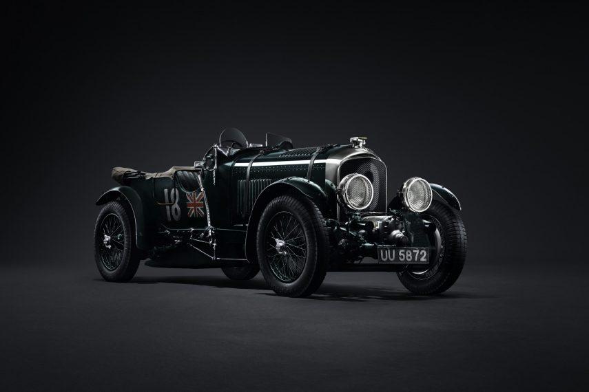 Bentley Team Blower, un icono que renace en forma de 12 nuevos ejemplares