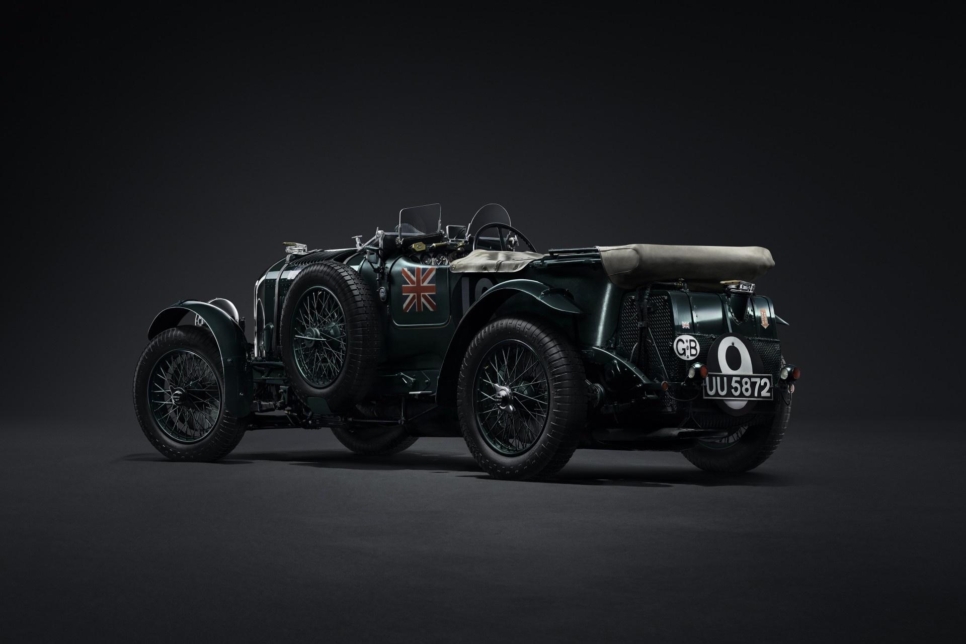 1929 Bentley Team Blower (2)