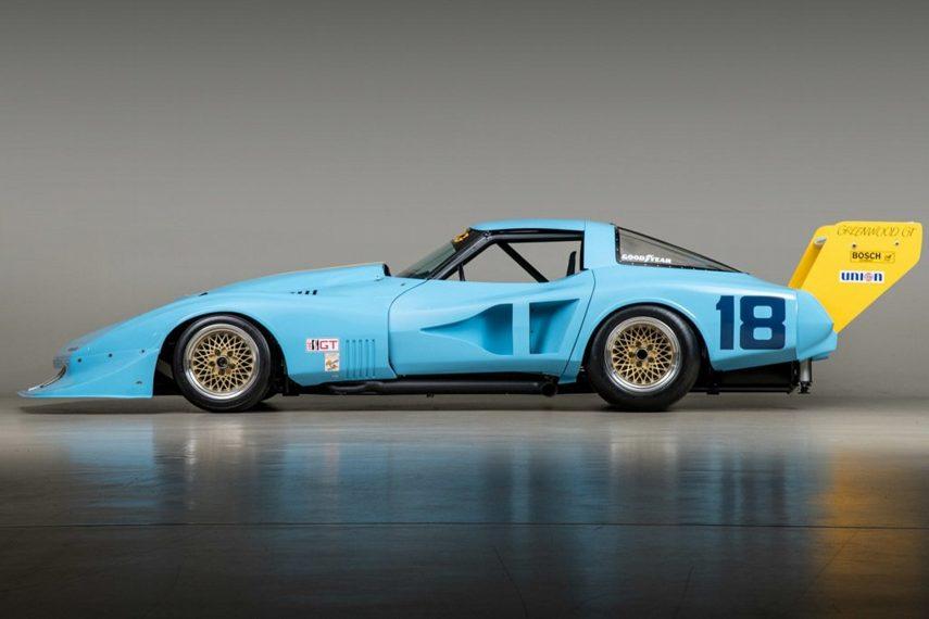 "En venta un 1977 IMSA Chevrolet Corvette ""SuperVette"", tan solo encontrarás otro igual"