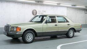 1982 Mercedes Benz Clase S W126 (19)