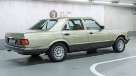 1982 Mercedes Benz Clase S W126 (20)