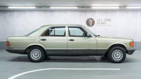 1982 Mercedes Benz Clase S W126 (9)