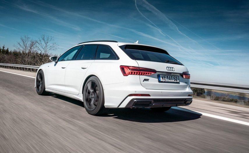 ABT Audi A6, A7 y Q8, para quienes quieren un poco más