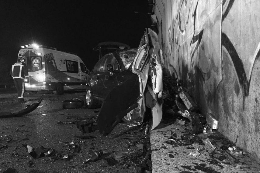 """El presunto asesino de Víctor López, el """"kamikaze de la M-50"""", está en la calle"""