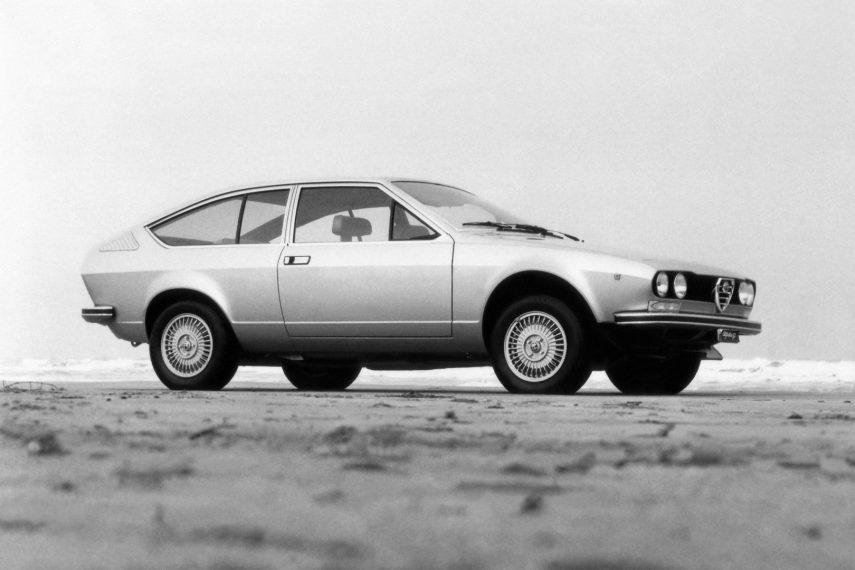 Coche del día: Alfa Romeo Alfetta 1.8 GT