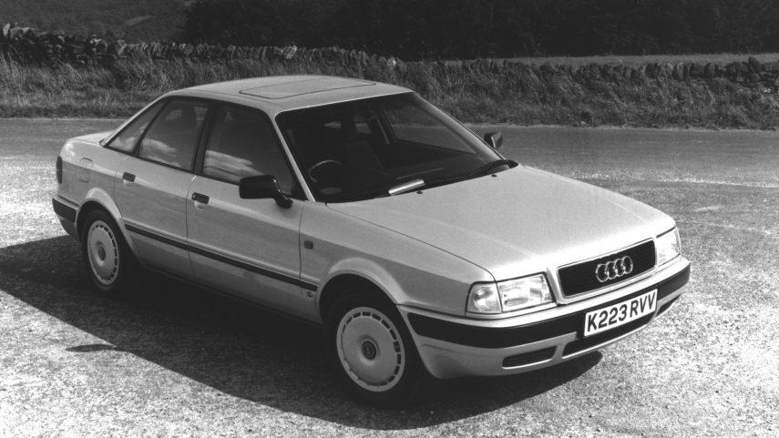 Coche del día: Audi 80 TDI (B4)